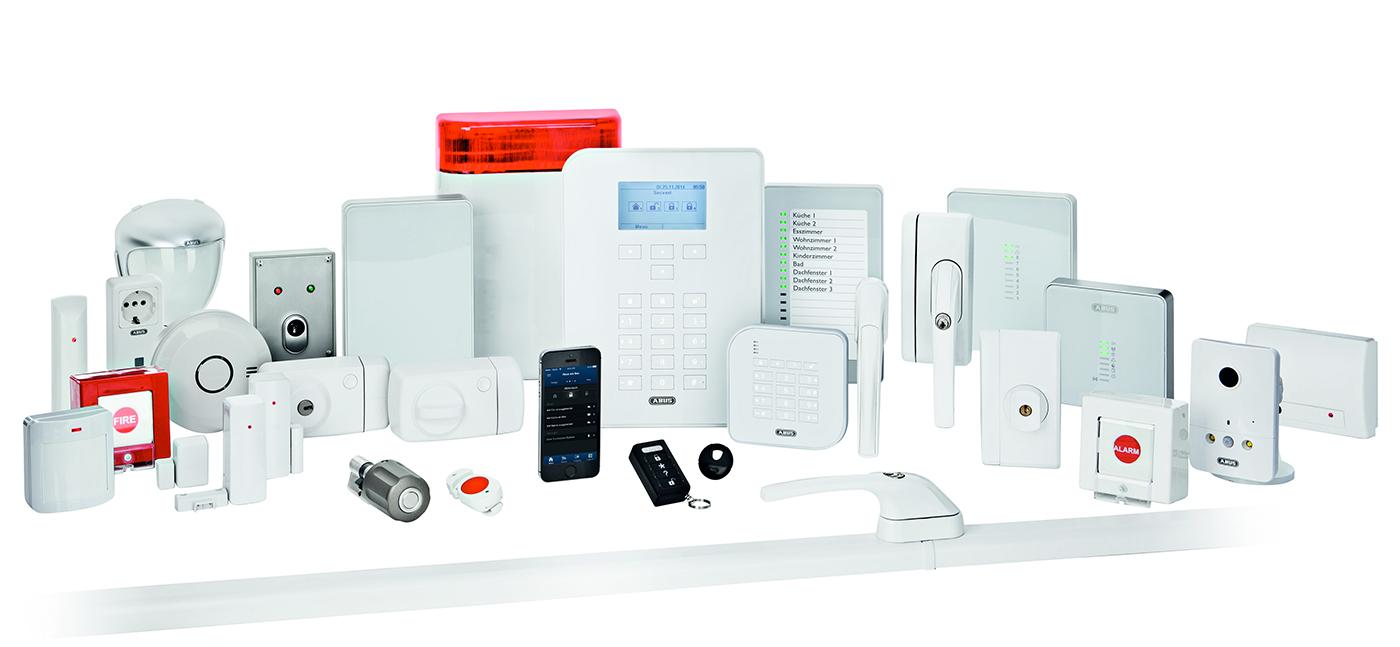 ABUS Secvest Produkte